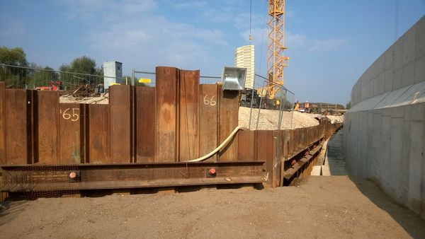 Delivery and return of new and used planks as well as planking planks for BV Implenia Nürnberg