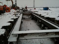 ITG Industrie- und Tiefbauservice GmbH - Spundbohle Grabenverbau Duekergurtung steifen HEB